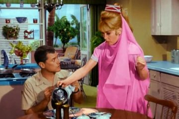 I Dream of Jeannie  SE1 EP3 – Guess What Happened on the Way to the Moon?